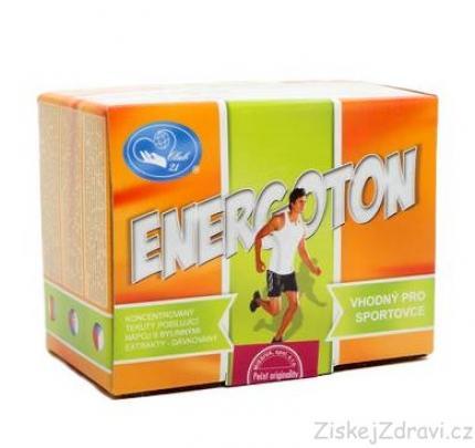 Energoton vitamínový nápoj 60 x 15 g MISSIVA