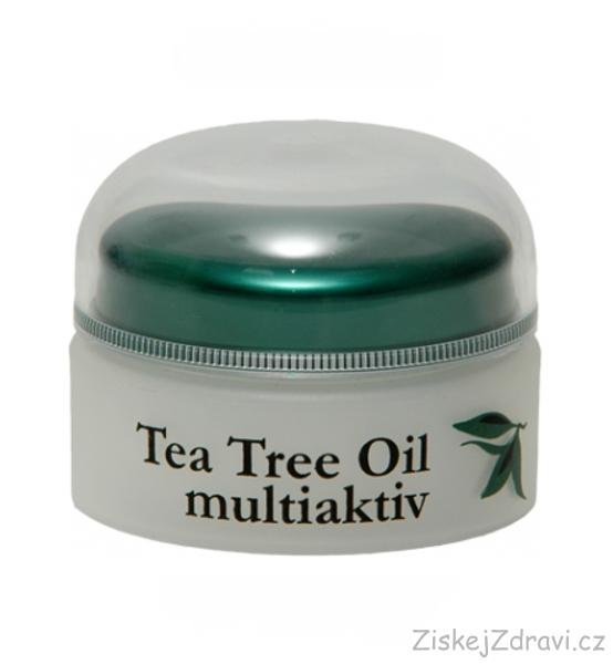 Tea Tree oil Multiaktiv krém 50 ml - Topvet