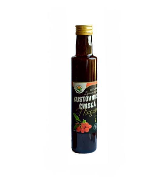 Kustovnice čínská Goji 250ml 100% šťáva - Salvia Paradise
