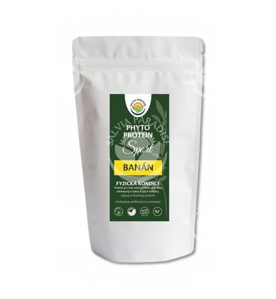 Phyto Protein Sport - banán 300 g - Salvia Paradise