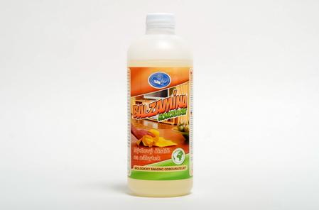 Balzamína 0,5 L - mýdlový čistič na nábytek MISSIVA