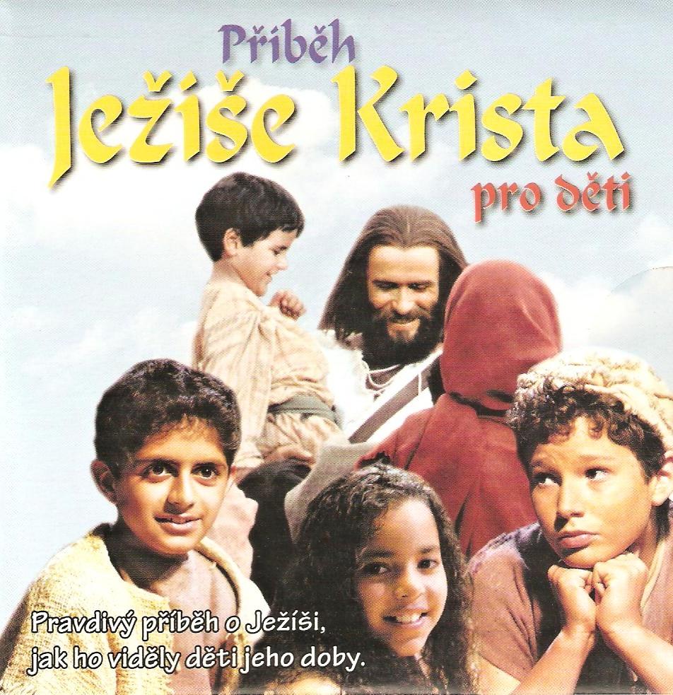Příběh Ježíše Krista pro děti - DVD