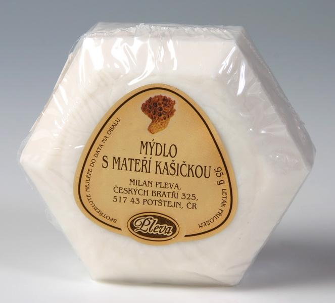 Mýdlo s mateří kašičkou bílé 95 g - PLEVA