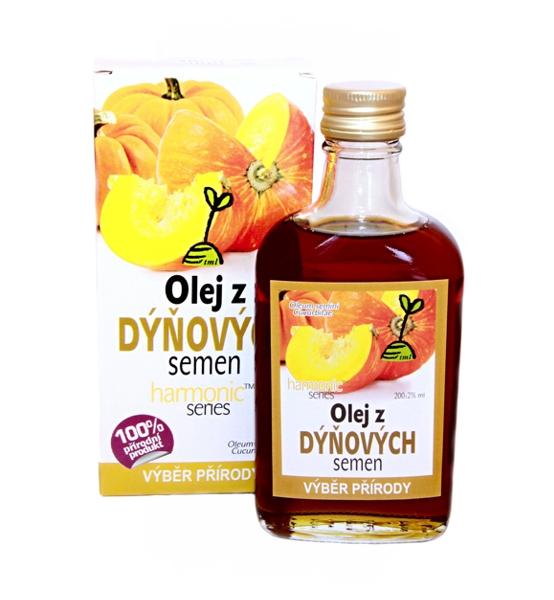 Dýňový olej 100% 200ml - Tml