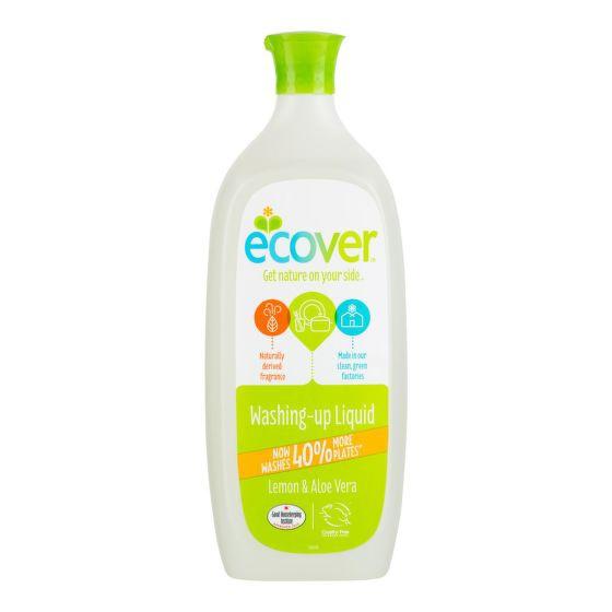Přípravek na mytí nádobí s aloe a citronem 950 ml ECOVER