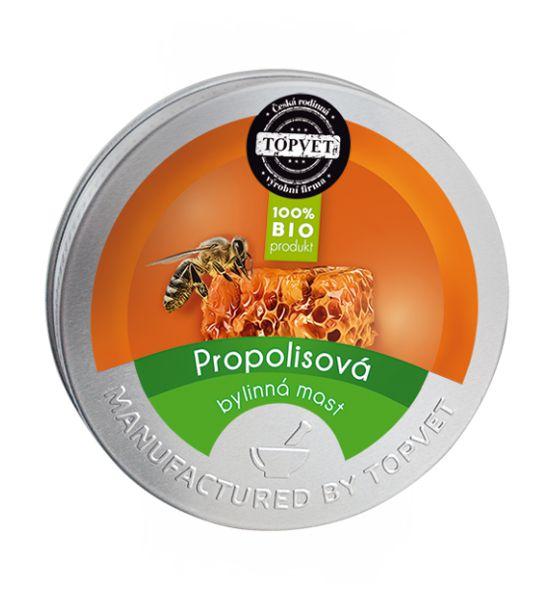Propolisová mast 50 ml Topvet