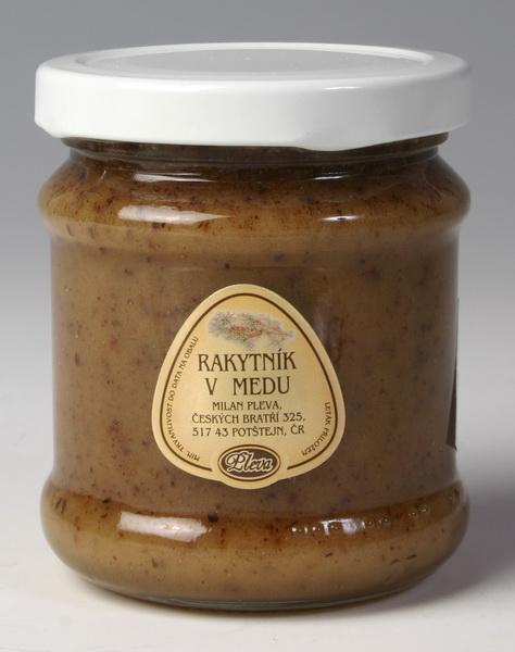 Rakytník v medu 250 g - PLEVA
