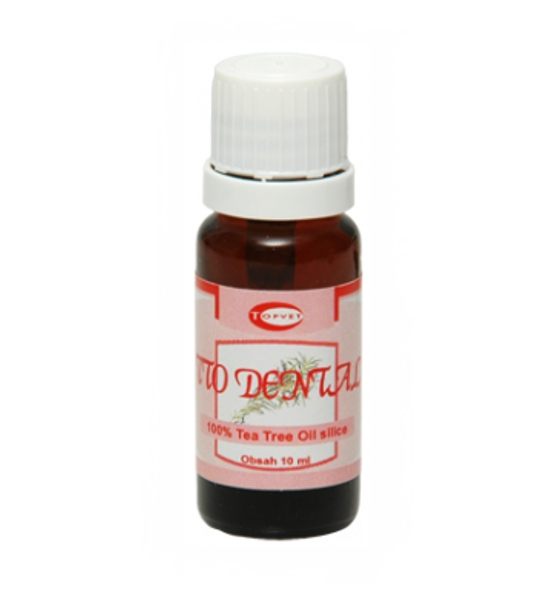 Tea Tree oil dental 10 ml - Topvet
