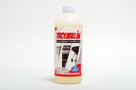 TROUBELÍN 0,5 L - přípravek na čištění trub a sporáků MISSIVA