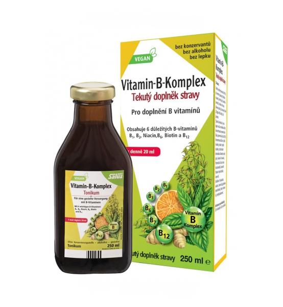 Vitamin B komplex 250 ml - Salus