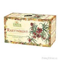 Rakytníkový bylinný čaj 20 x 2,0 g GREŠÍK