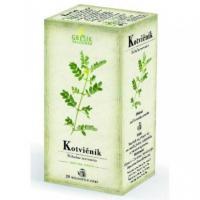 Kotvičník - bylinný čaj 20 x 1,0 g GREŠÍK