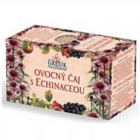Ovocný čaj s echinaceou 20 x 1,5 g GREŠÍK