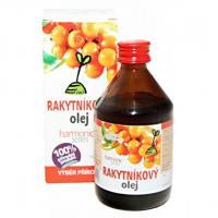 Rakytníkový olej 100% z plodů a semínek 100ml - Tml